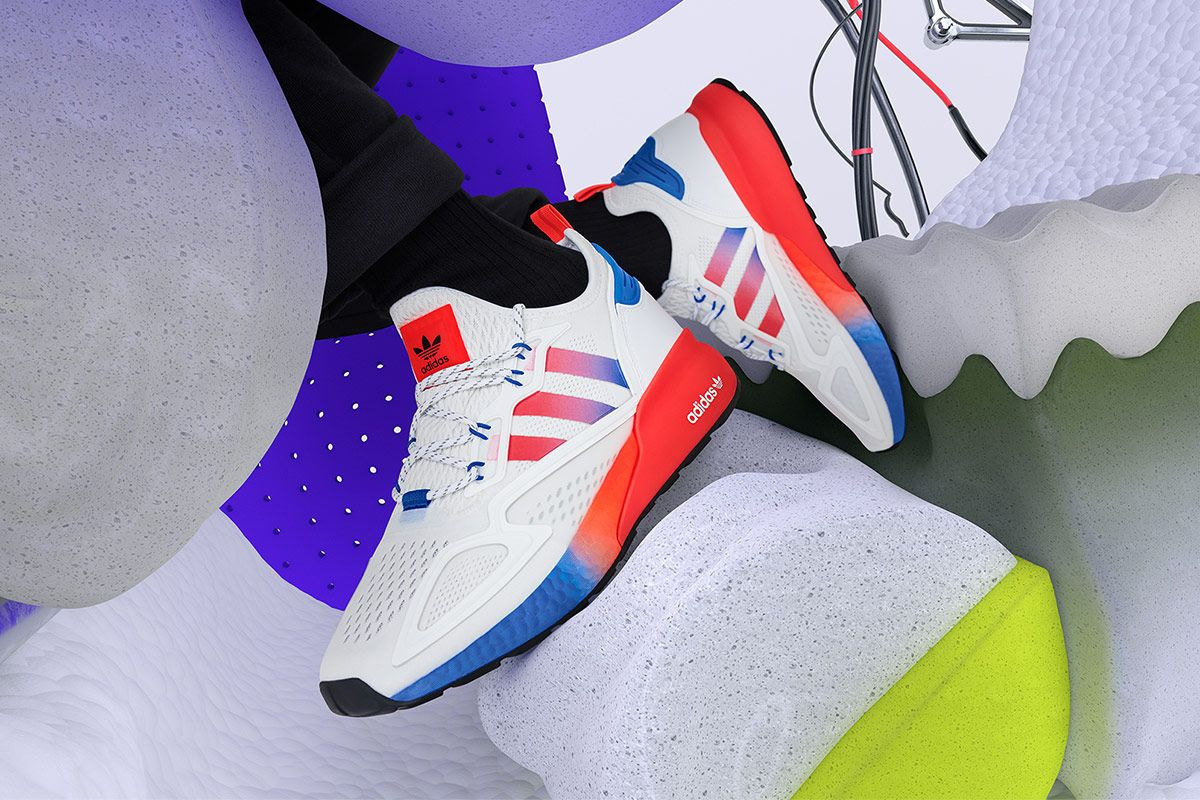 Prepare To Be Mesmerized by adidas' 'Oddly Satisfying' ZX 2K BOOST Videos 10
