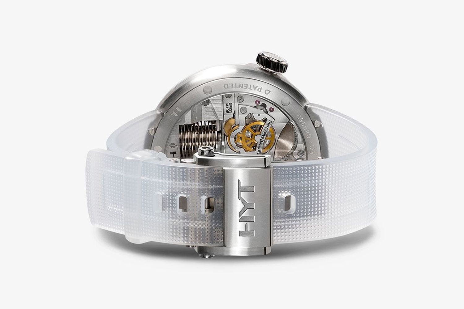 H0 Time Is Precious Watch