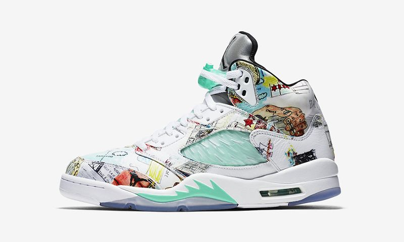 9261b6d157b59 Nike Air Jordan 5 Wings  Release Date
