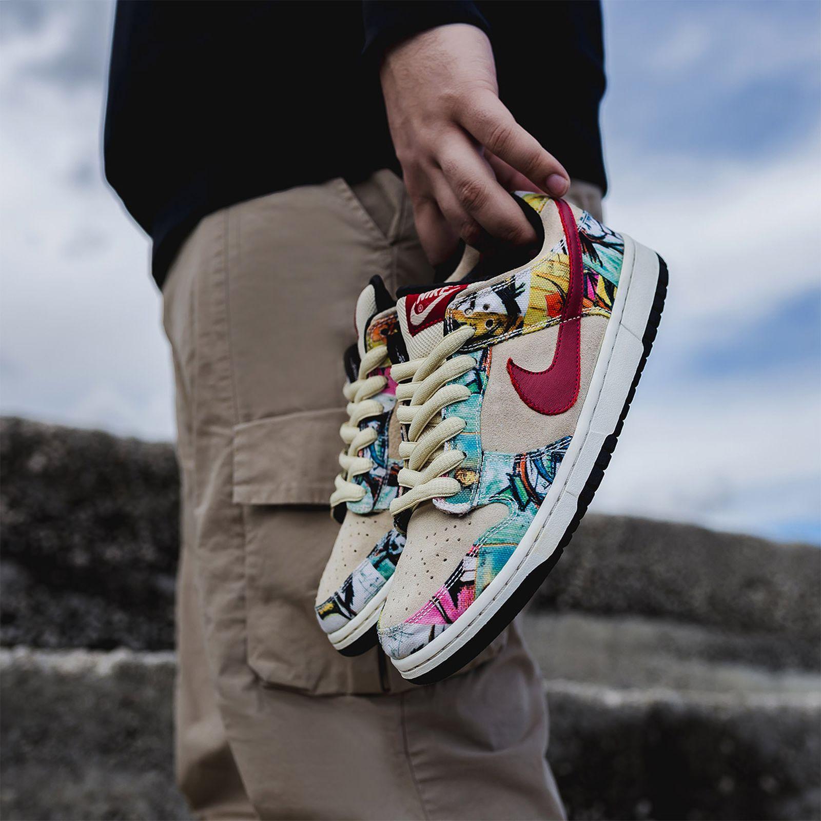 zen sneaker platform