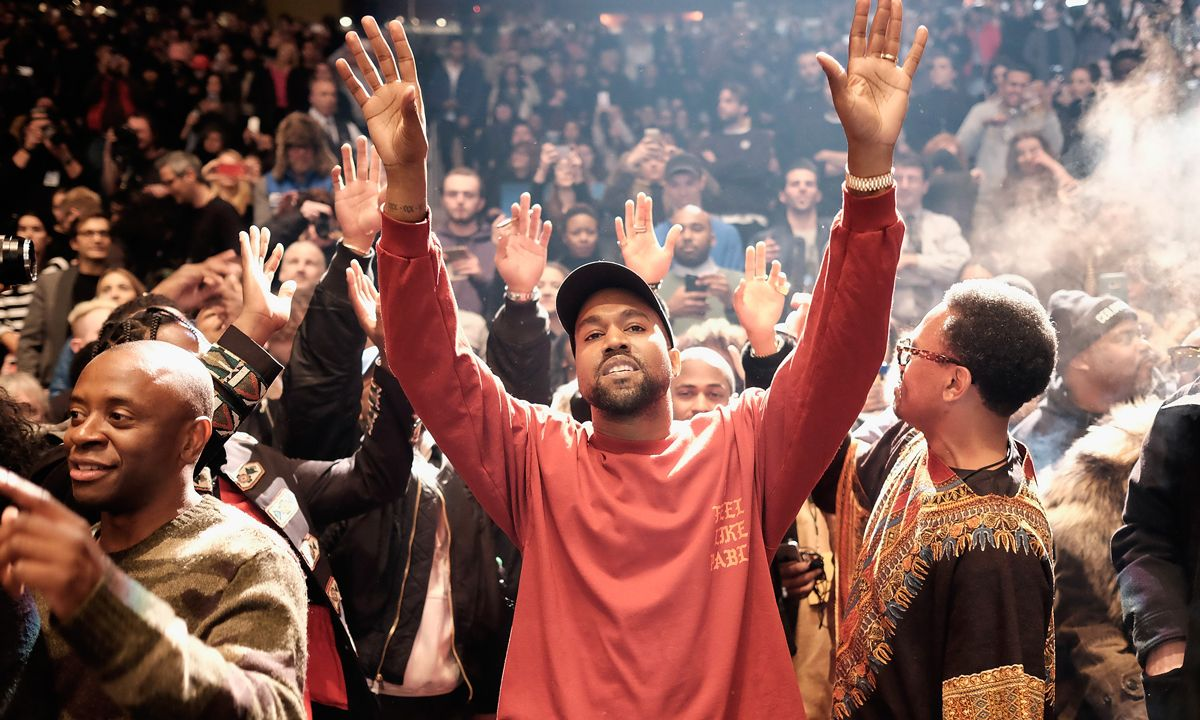 Kanye West Will Hold Another Sunday Service in Salt Lake City… Today