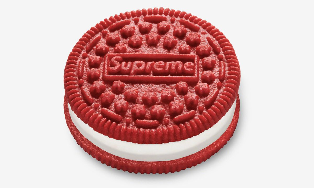 Supreme Is Selling an $8 Oreo Cookie but Fans Aren't Biting