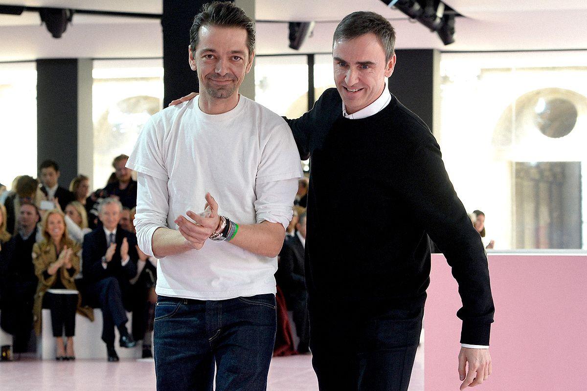 Raf Simons' Right-Hand Man Appointed as Alaïa's Creative Director