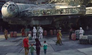 Disney's New 'Star Wars' Theme Park Looks Insane in New Footage