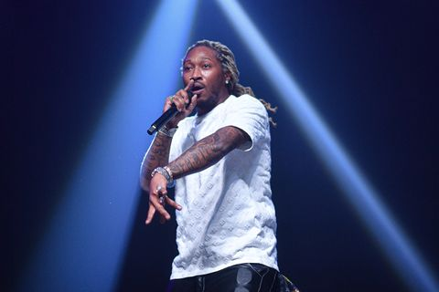 """Future performs at """"No Place Like Home"""" Concert Featuring"""