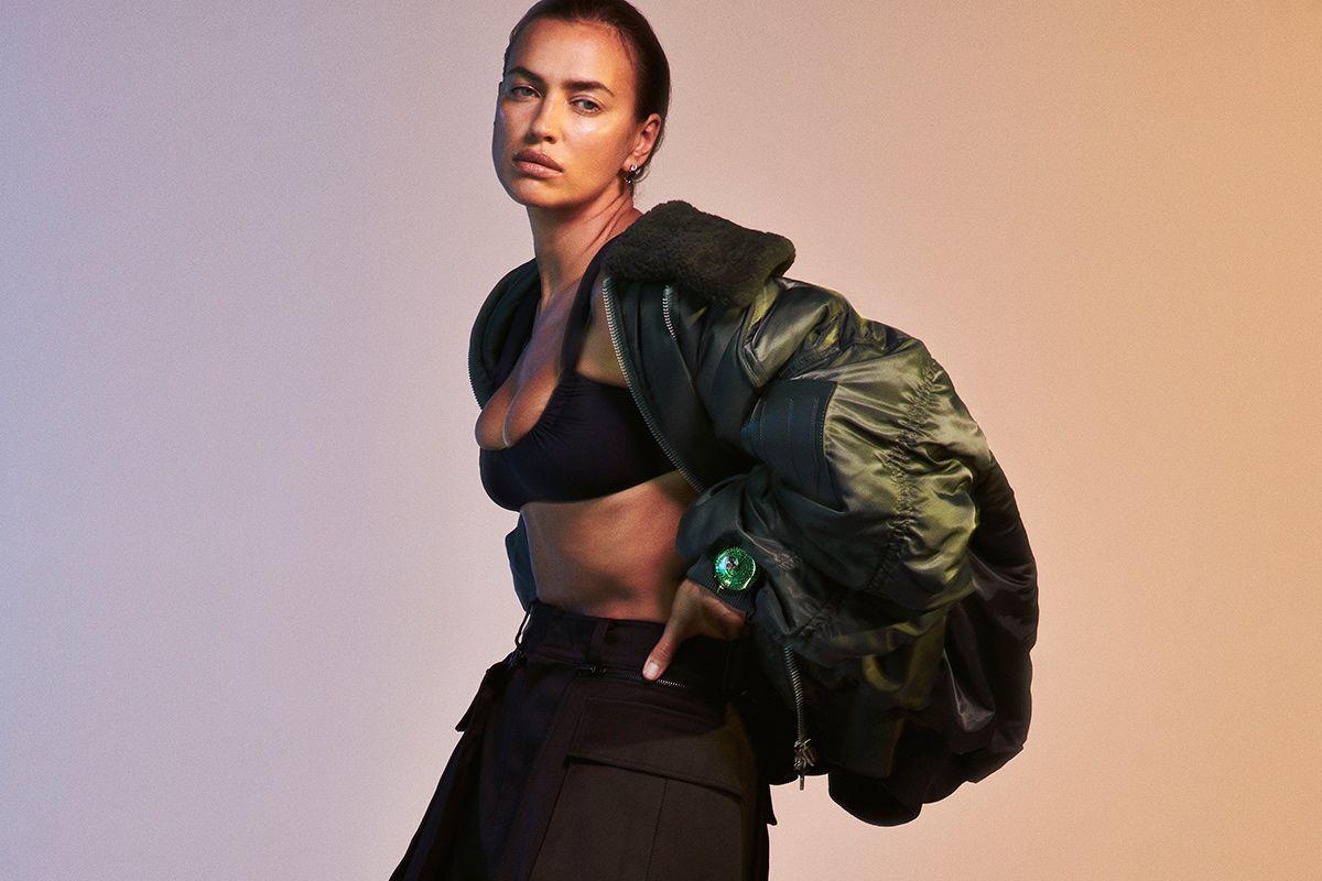 Irina Shayk Selects: 5 Looks I Love Right Now