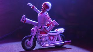 toy story 4 duke caboom tv spot keanu reeves
