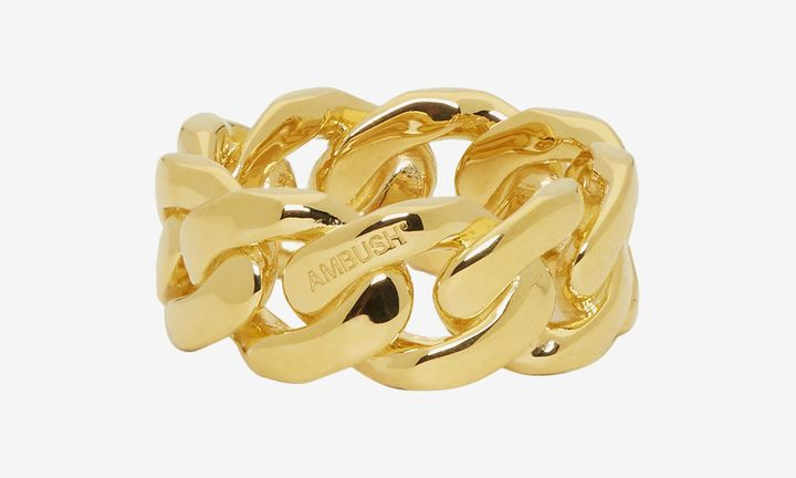 best chunky rings feature Balenciaga a cold wall ambush