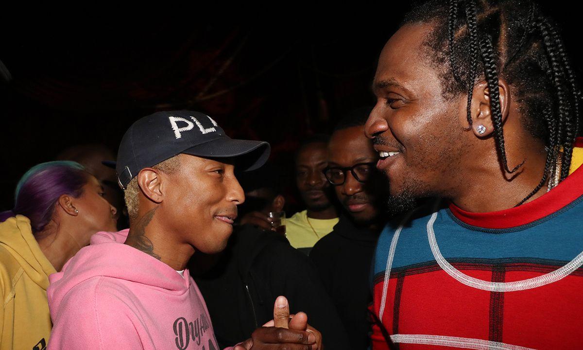 "Pusha-T Drops New Track ""Check the Scoreboard"" Prod. by Pharrell"
