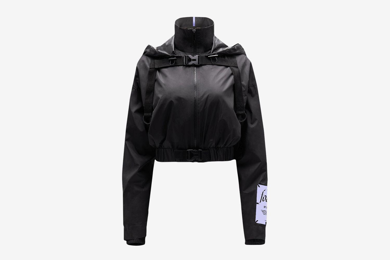 Detachable Hooded Jacket