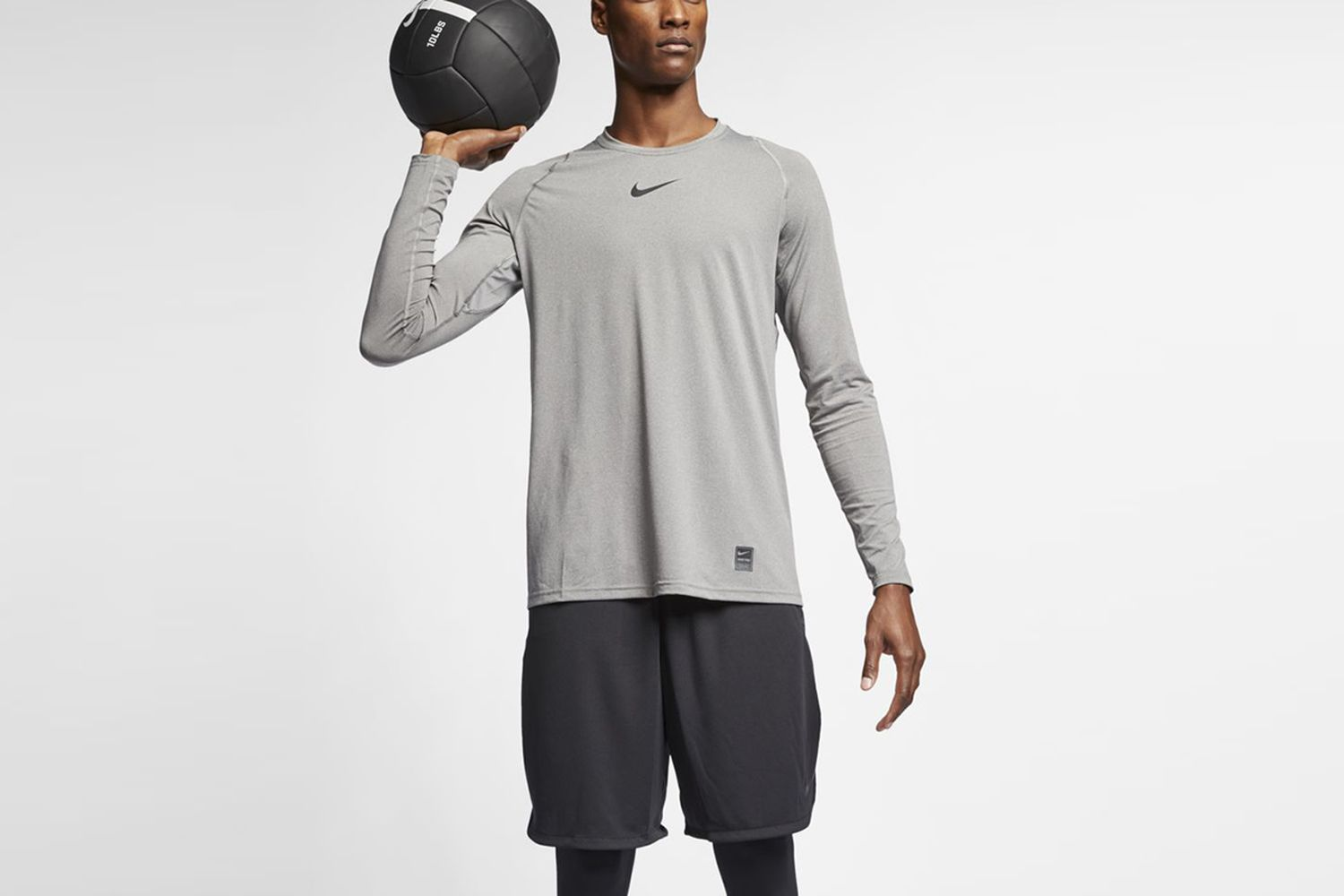 Pro Long-Sleeve Fitted Top