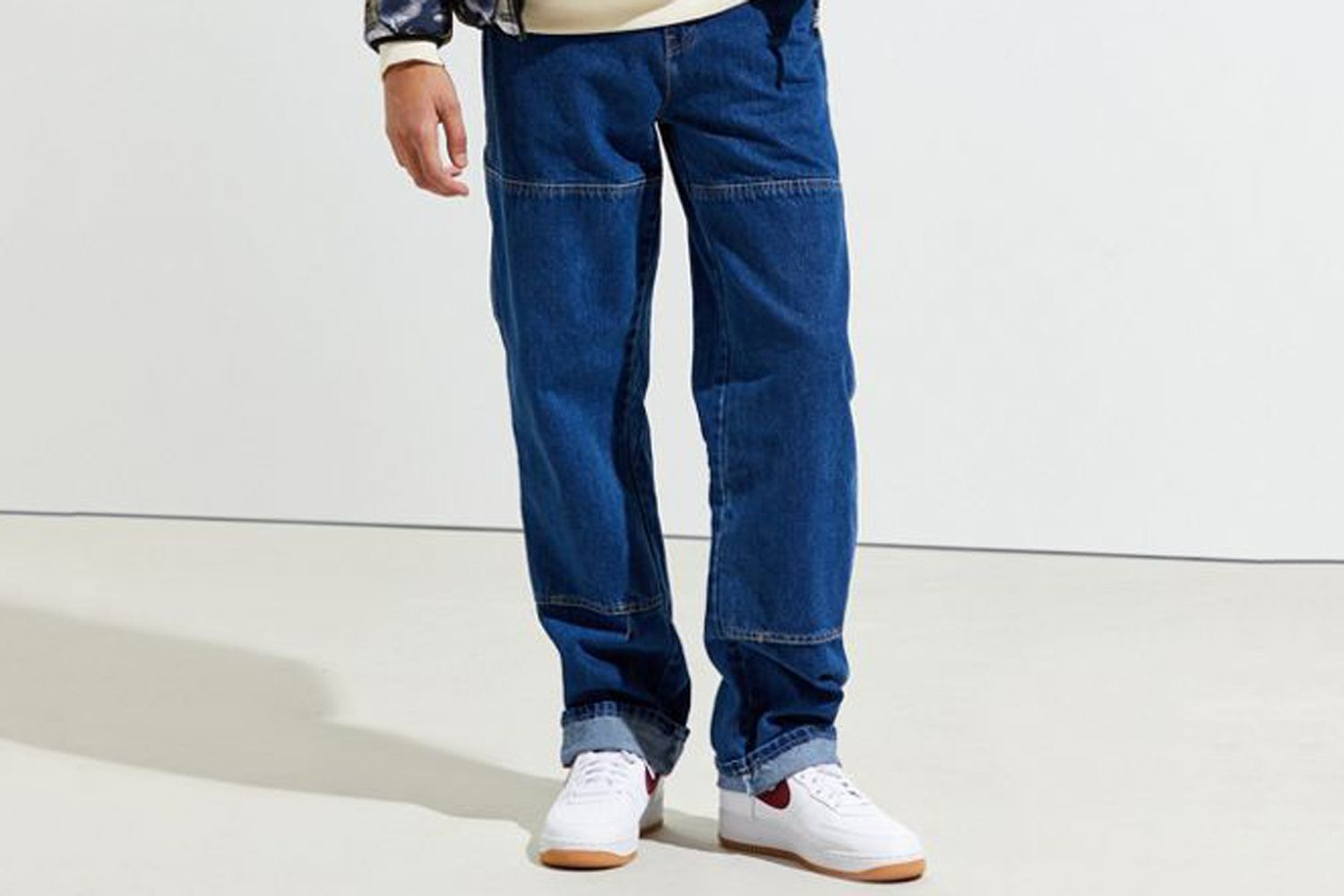 Double-Knee Carpenter Jean