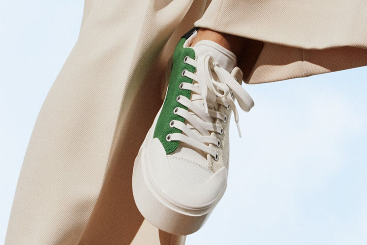 H&M x Good News' Footwear Collab Uses Materials Made From Fruit 19