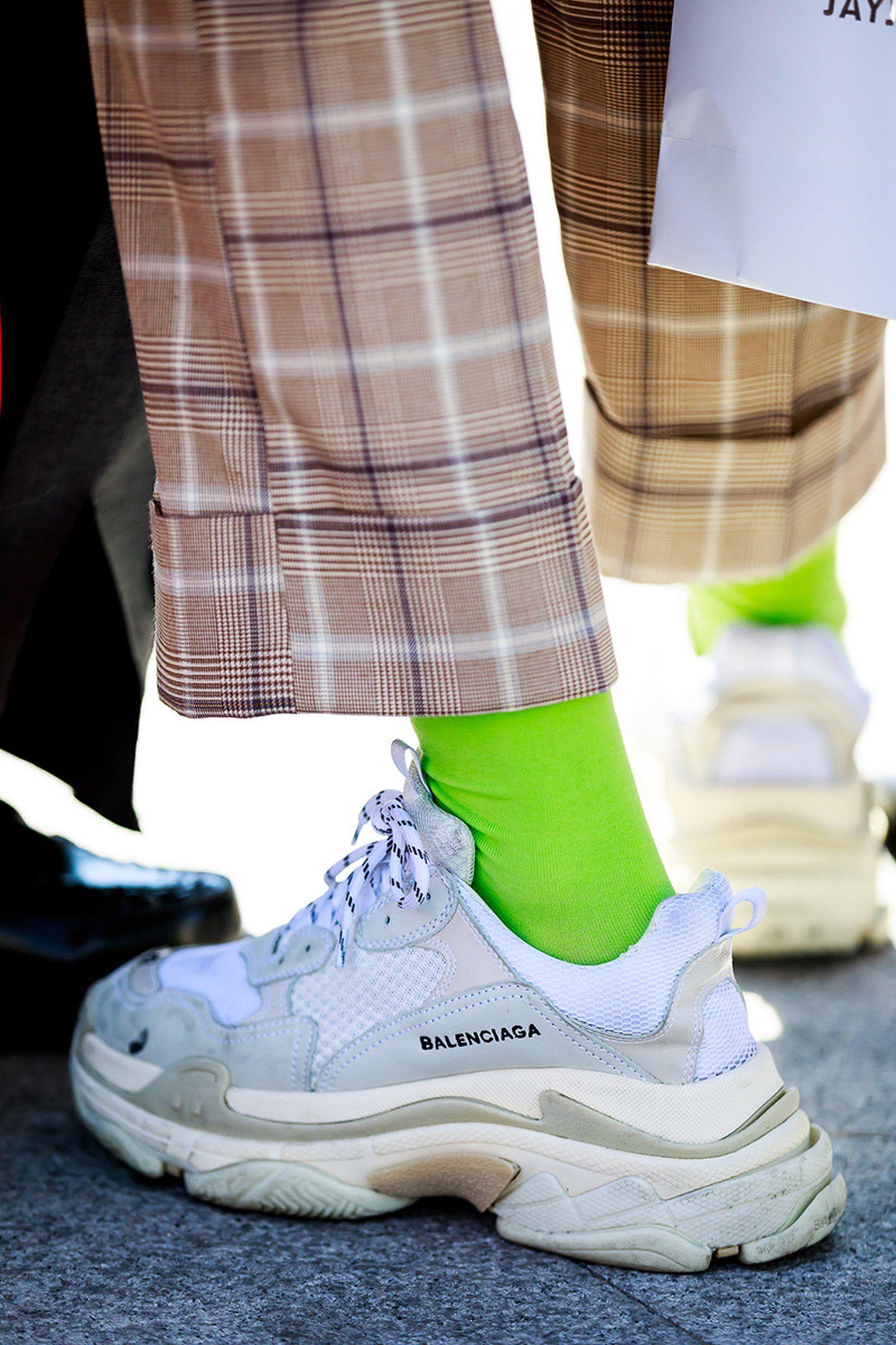 FW19 Seoul StreetStyle Sneakers PaulJeong 12 Sneaker street style seoul fashion week