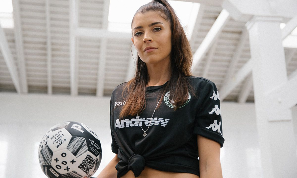 'EA SPORTS FIFA 20' Links With Florencia Galarza Who's Breaking New Ground in Women's Soccer