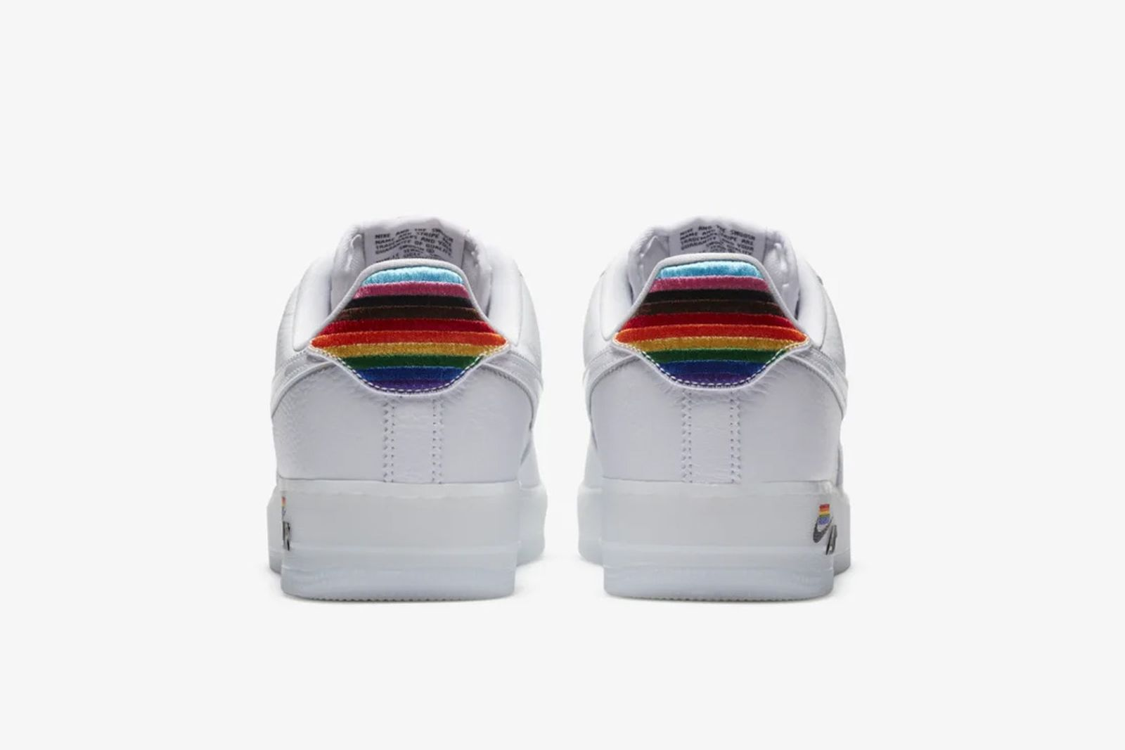 "Destierro Obstinado Privación  Nike Air Force 1 ""Be True"": Official Images & Where to Buy Today"