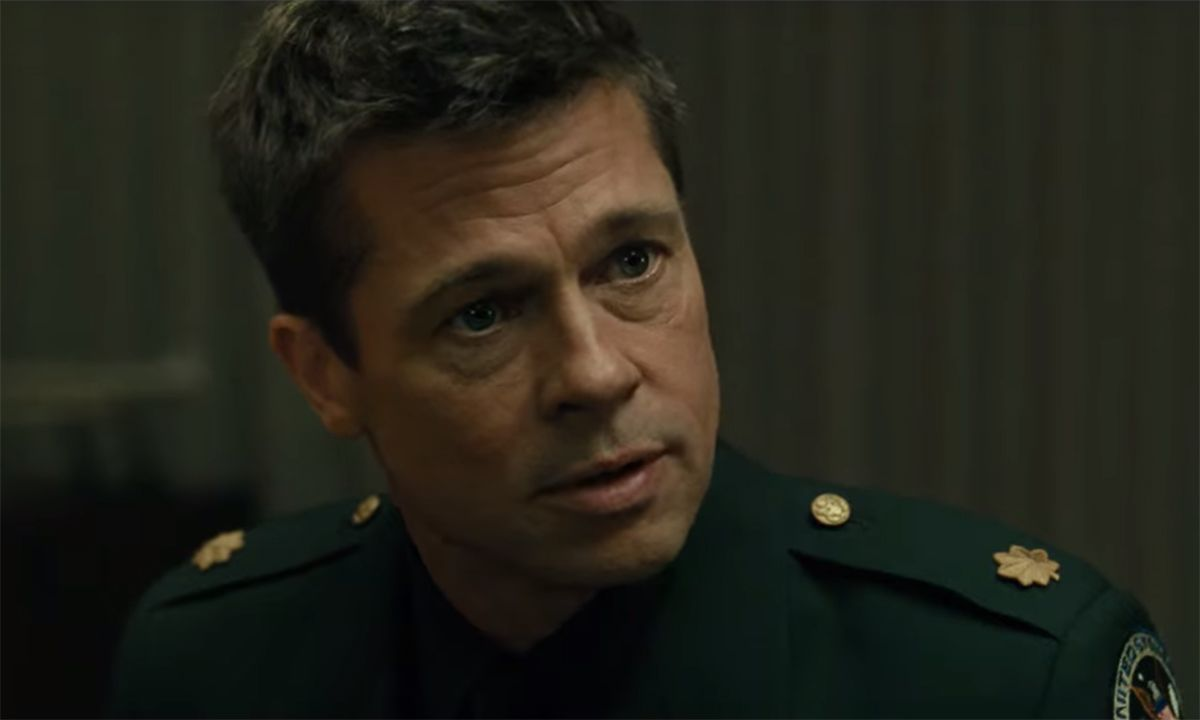 Brad Pitt Shares Commentary on 'Ad Astra' in New Trailer