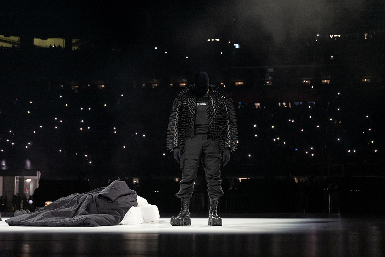 Kanye West 'DONDA' Album Release Performance Event