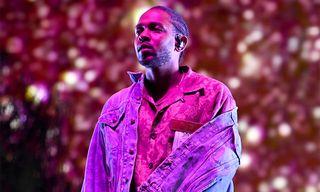 Kendrick Lamar Confirms He's Not Working on New Album