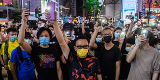 Here's What We Can Learn From Hong Kong Protestors