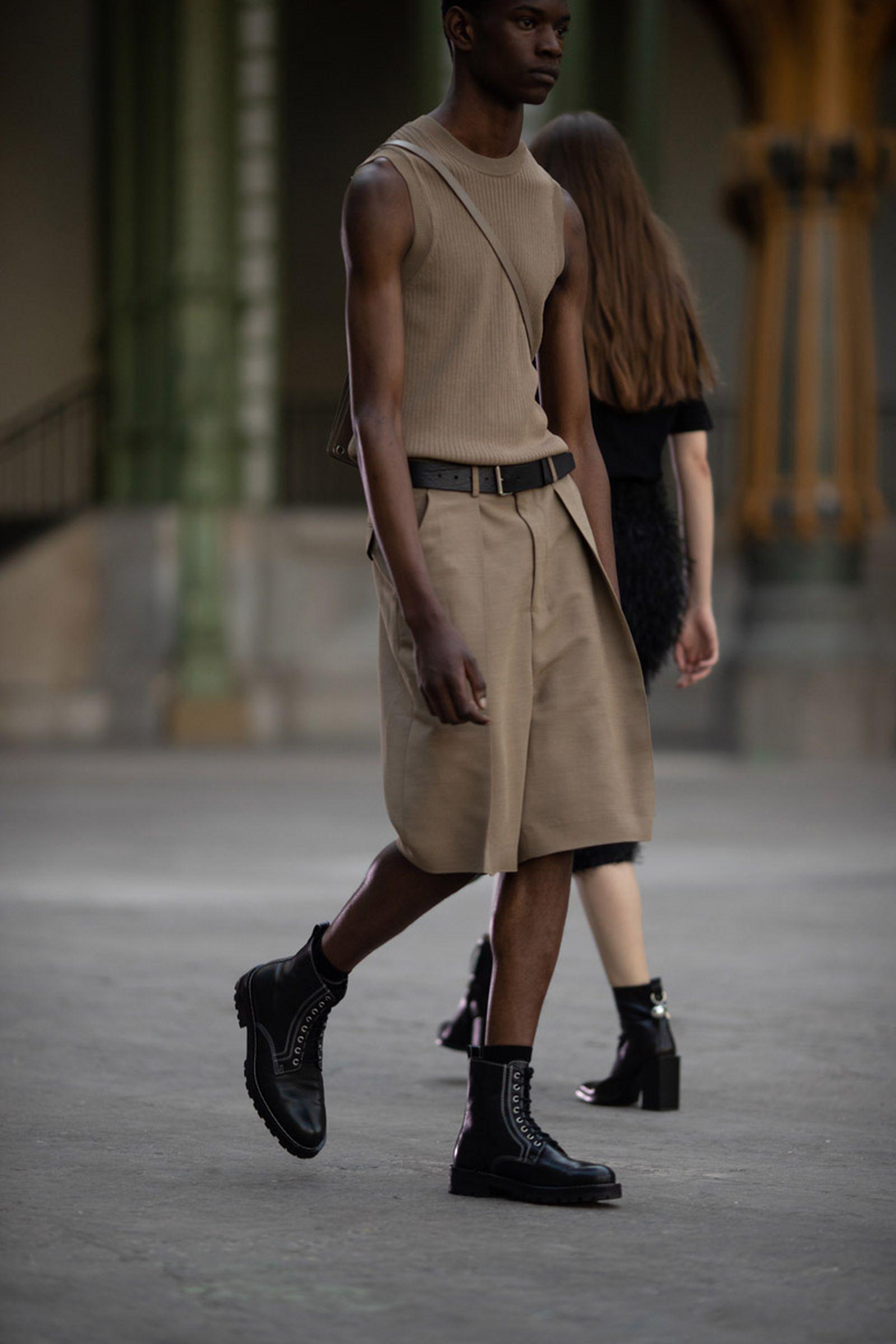 MSS20 Paris Ami EvaAlDesnudo ForWeb 08 paris fashion week runway