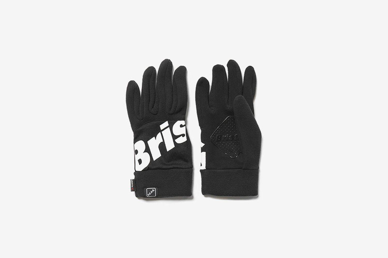 Polartec Fleece Big Logo Touch Glove