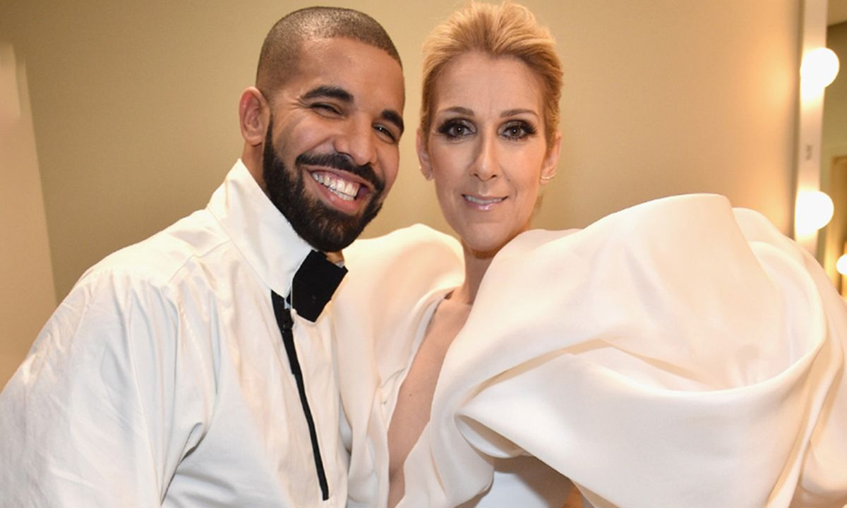 Drake, Celine Dion Does Not Want You to Get a Tattoo of Her Face