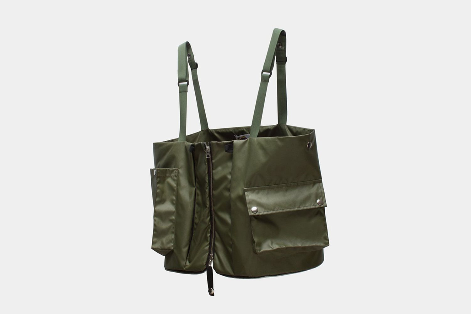 Phase Vest / Tote Bag