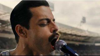 bohemian rhapsody highest grossing musician biopic still Rami Malek