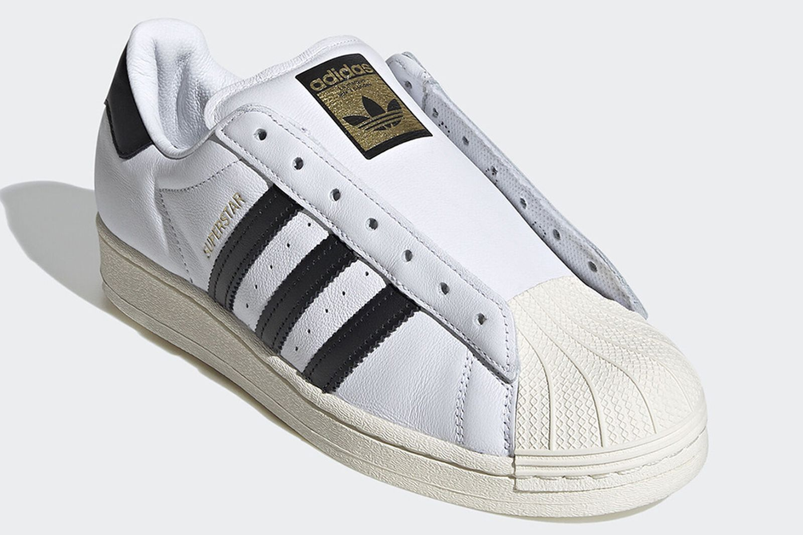 matrimonio Tentáculo base  adidas Superstar Laceless: First Look & Release Info
