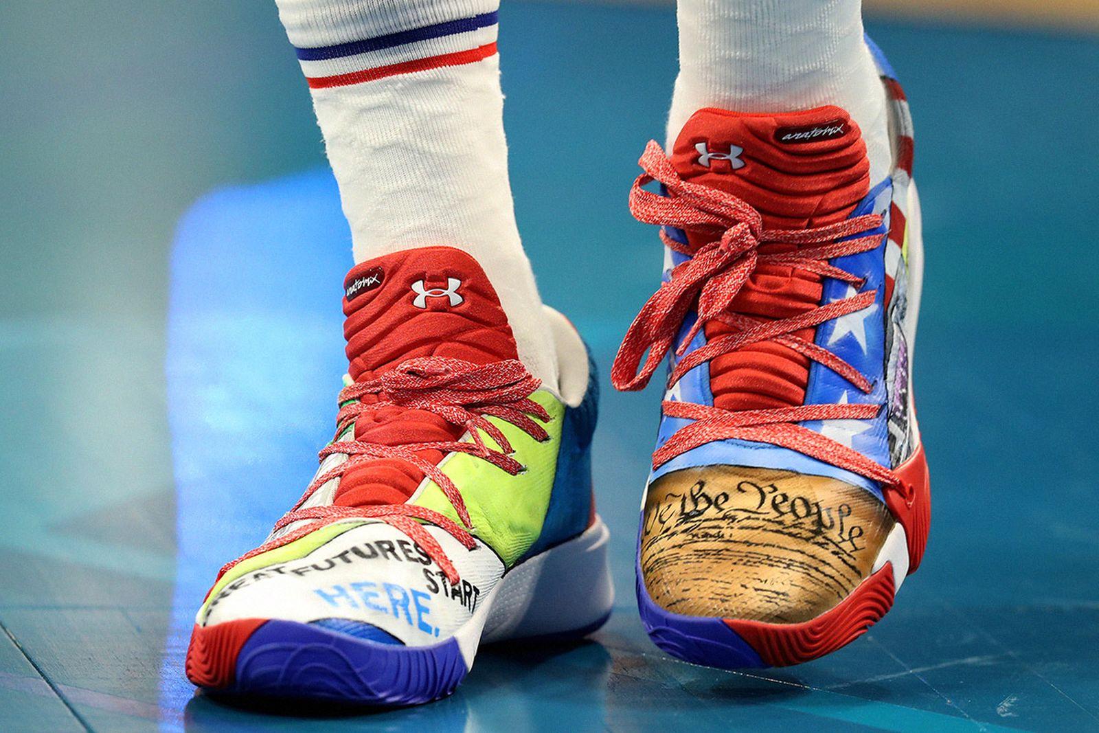 nba star weekend sneakers roundup Adidas NBA All Star Game New Balance