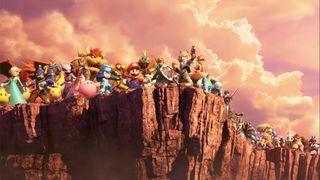 super smash bros ultimate world of light trailer Super Smash Bros. Ultimate nintendo switch