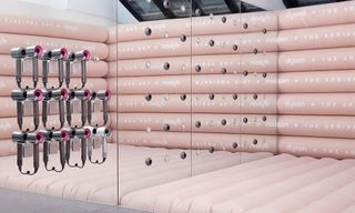 The Arrivals' Latest NYC Pop-Up Is Powered by Dyson Hair Dryers