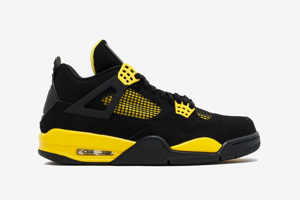 chaussures de séparation 266bd 77008 Nike Air Jordan 4: The Best Releases of All Time