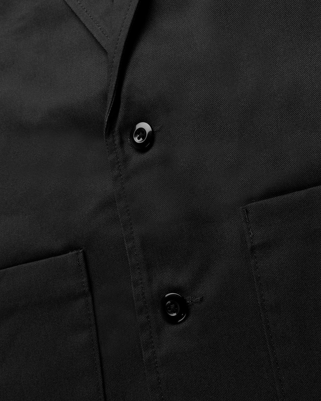 Highsnobiety x Dickies – Blazer Black - Image 4