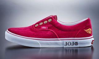 Vans Celebrates 'JoJo's Bizarre Adventure' With New Sneaker Collab