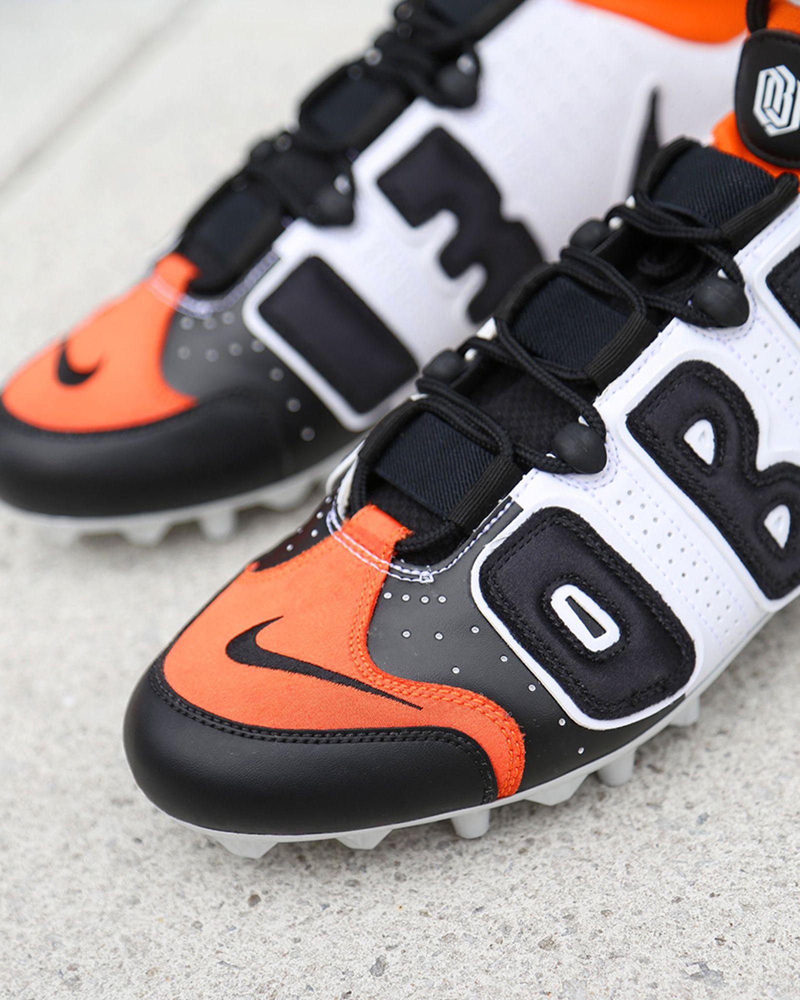 odell beckham jr shattered backboard pe cleats Nike OBJ Odell Beckham Jr.
