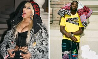 Nicki Minaj, Gucci Mane, & More Stand up Against Bullying in Diesel's Haute Couture Campaign