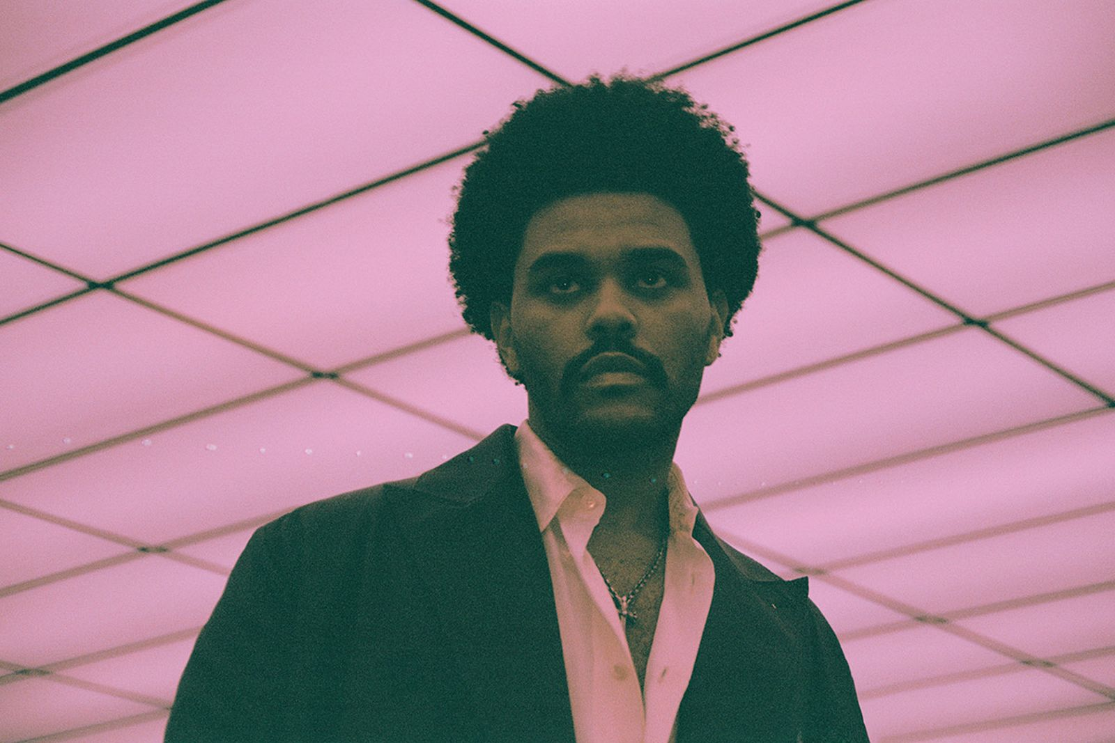 The Weeknd CR Men