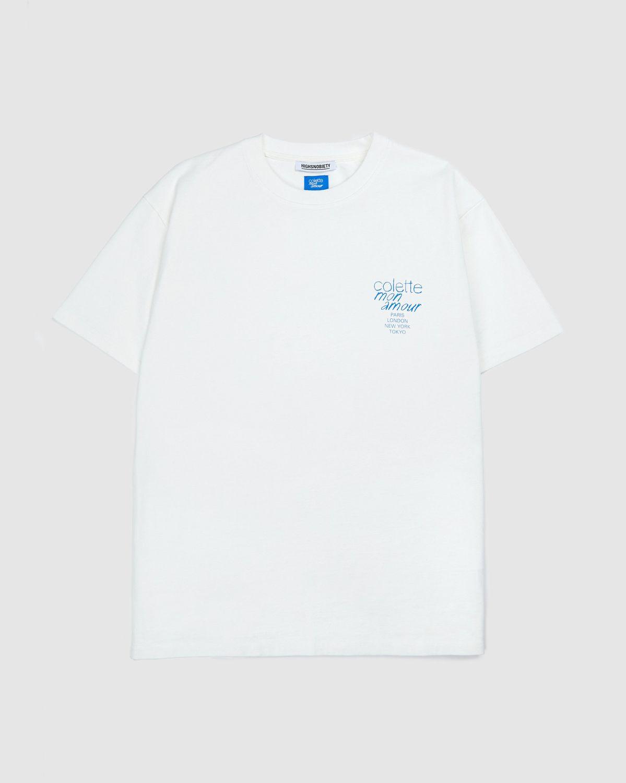 Colette Mon Amour - City Series T-Shirt White - Image 2