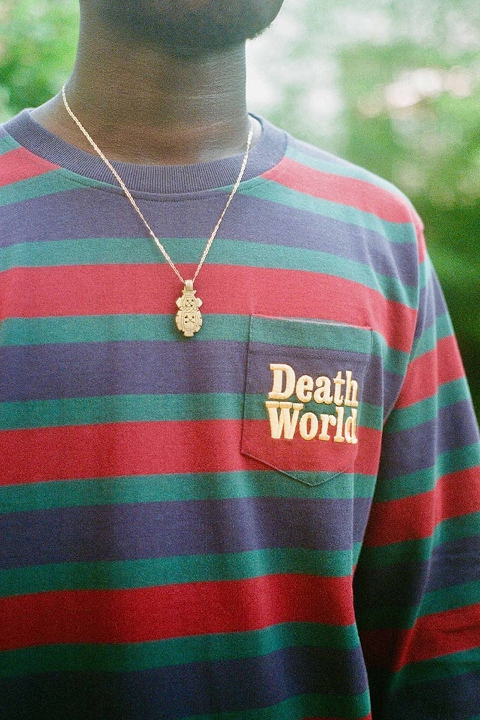 deathworld fall 2018 collection Earl Sweatshirt