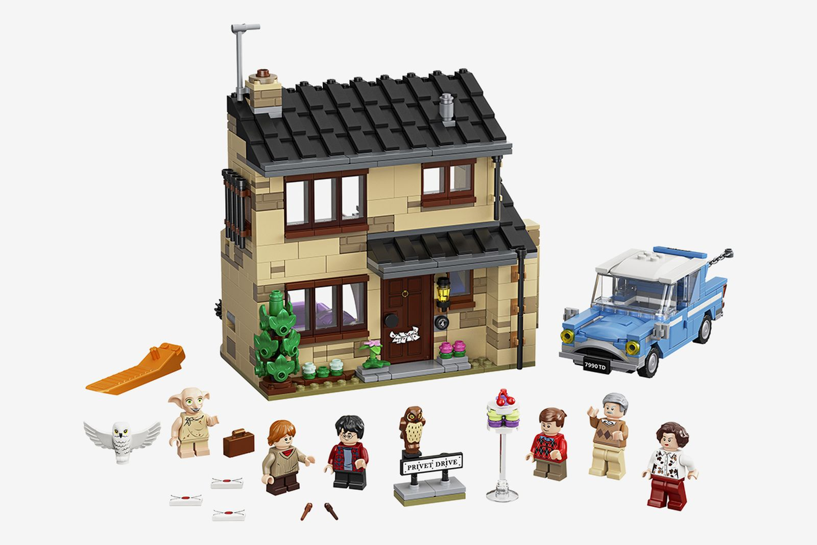 LEGO Harry Potter set