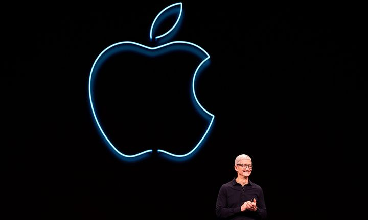 Tim Cook Apple speaking