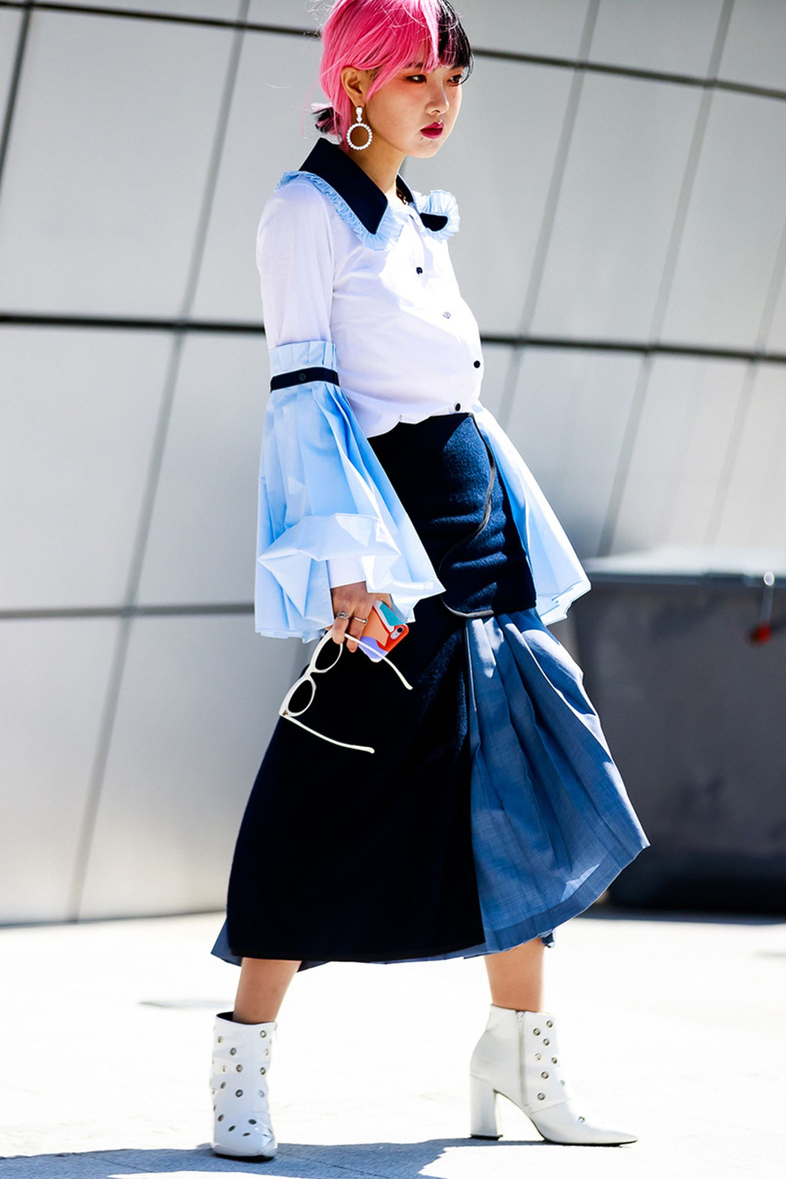 3Seoul street style march paul jeong seoul fashion week