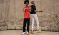 Ayo & Teo Hit the Streets of Atlanta in Exclusive Saks Fifth Avenue Collab Items