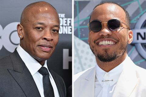 dr dre mixing anderson paak new album dr. dre
