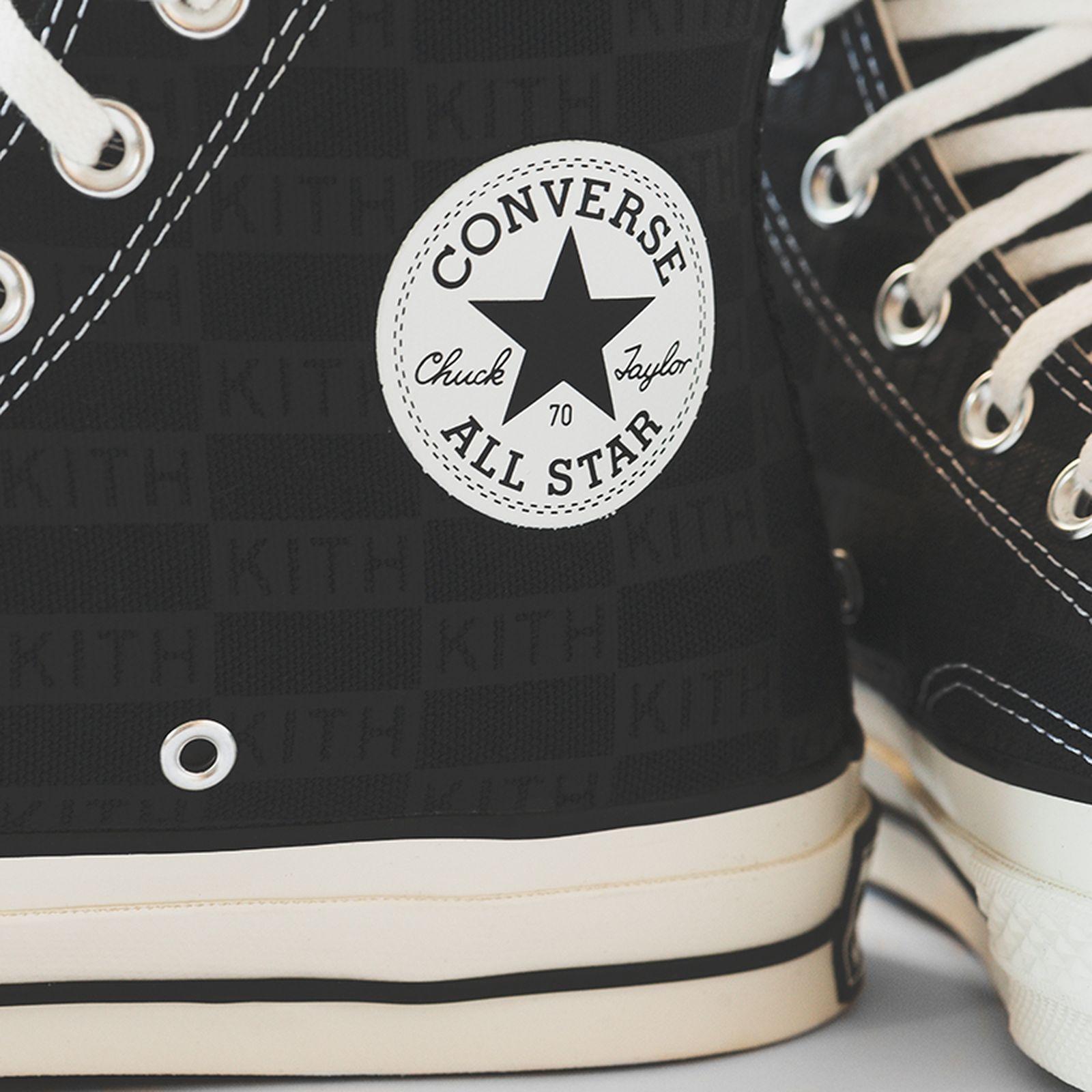 kith converse chuck 70 release date price ronnie fieg