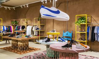 Take a Look Inside Sneakersnstuff's New Los Angeles Store