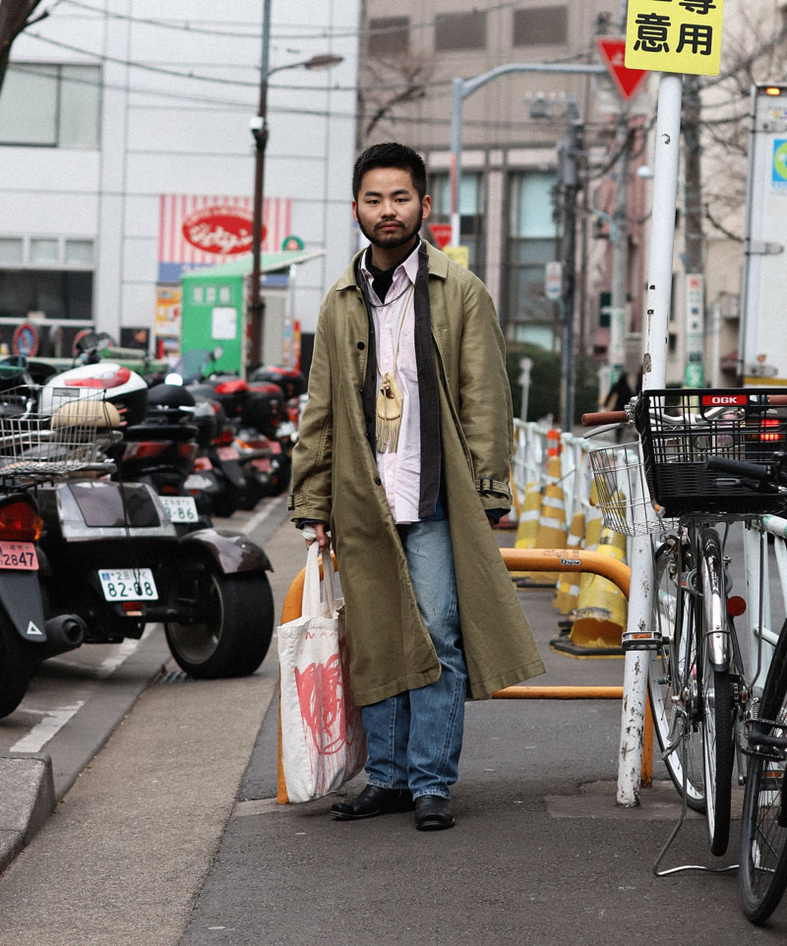 13tokyo street style february