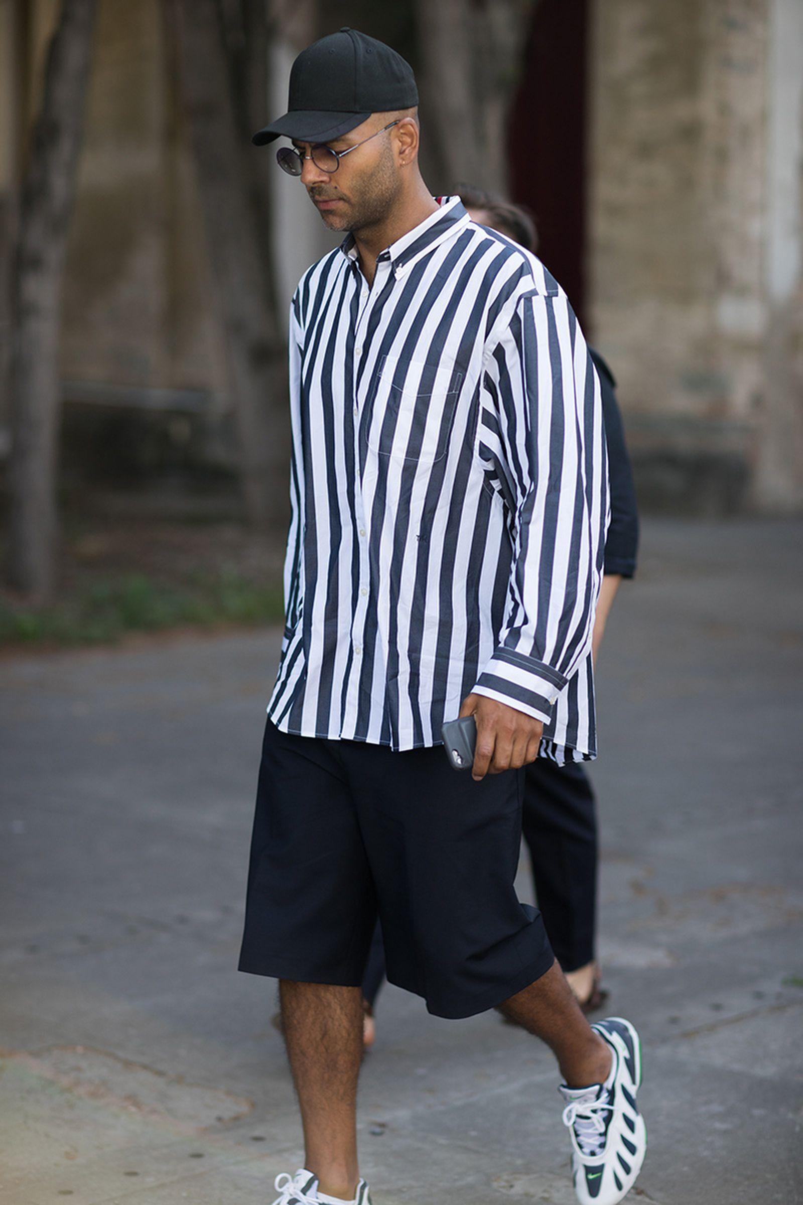 statement shirts Acne Studios Balenciaga Loewe